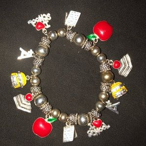 Teacher's Whimsical Bracelet